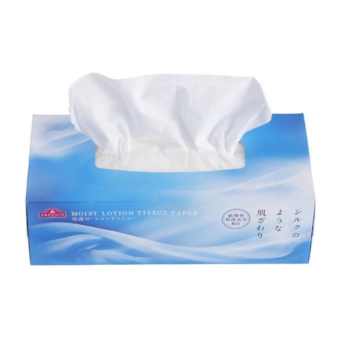 【レビュー結果】よく鼻をかむ人や敏感肌など顔周りの使用におすすめ!人気ティッシュ全20商品中7位に