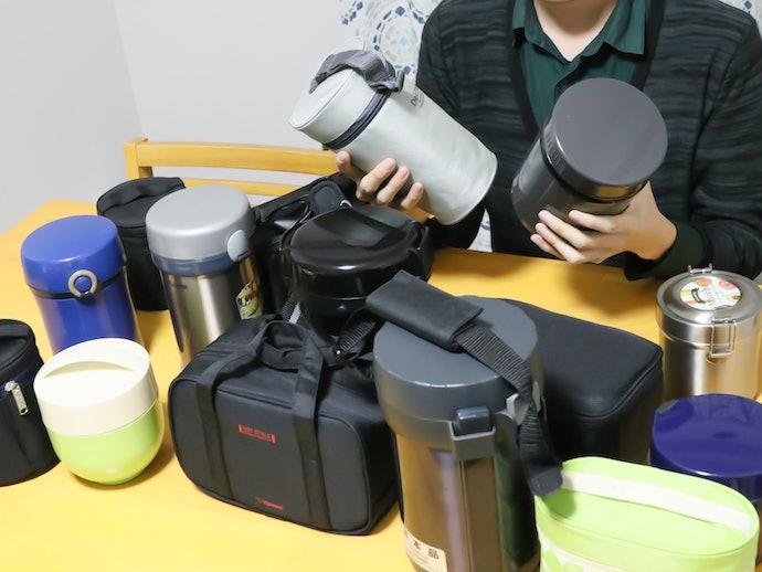 容器の使い勝手がよく、持ち運びも困らない