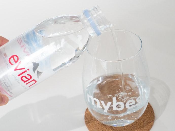 硬水のわりに飲みやすい