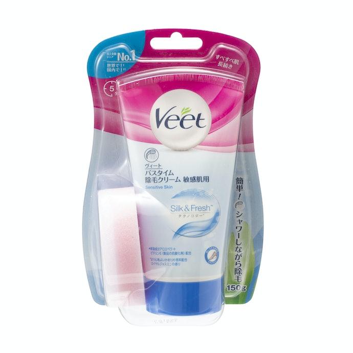 Veet バスタイム除毛クリーム 敏感肌用とは?