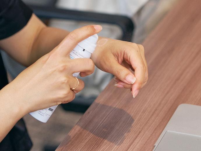 敏感肌の方でも使える安心タイプ