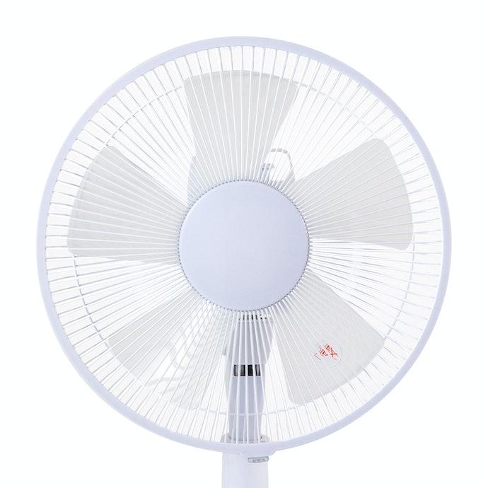 可もなく不可もない普通の扇風機