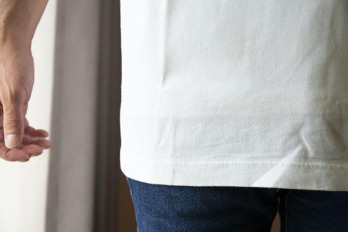 インナーはもちろんTシャツとして着てもOK
