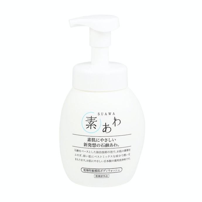 【レビュー結果】人気のボディソープ68商品中7位!保湿力は今一歩だが乾燥性敏感肌にはおすすめ