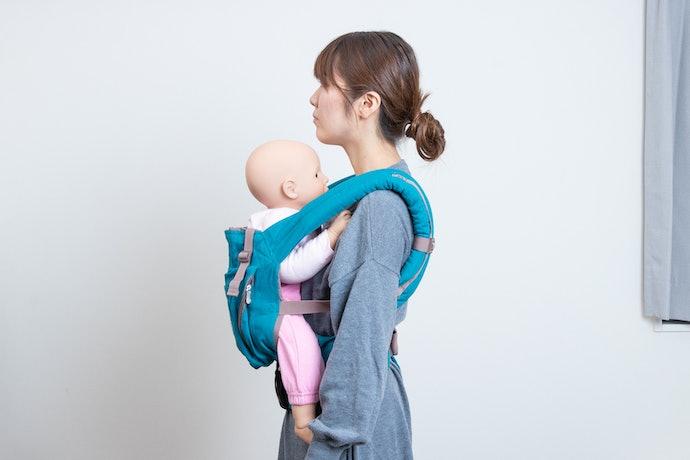 赤ちゃんを深い座り姿勢にするのが使い方のコツ!