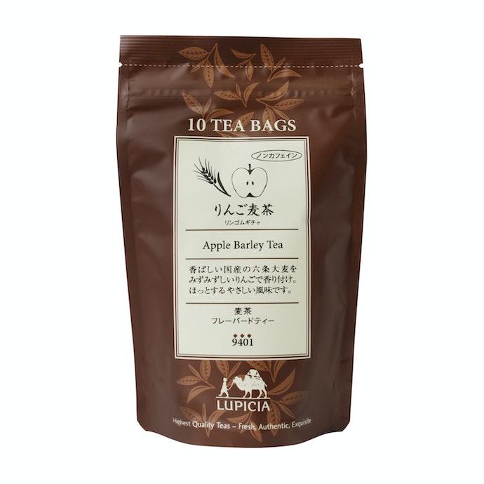 人気のお茶専門店がつくるりんごフレーバーの麦茶