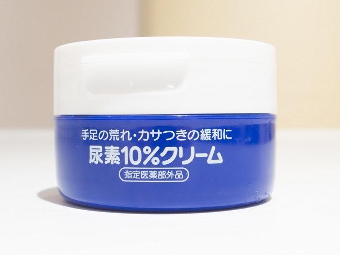 資生堂 尿素10% クリームの効果と注意点