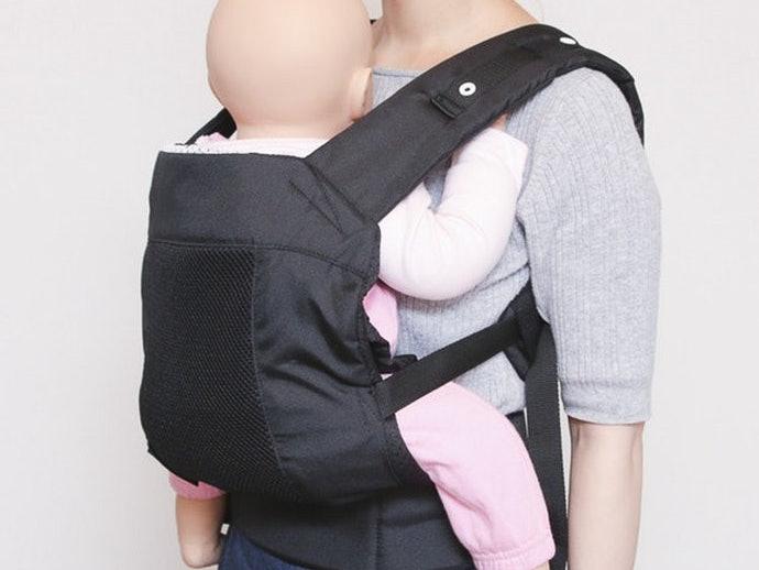 使用感は快適!赤ちゃんと抱っこひものサイズが合う期間に注意が必要