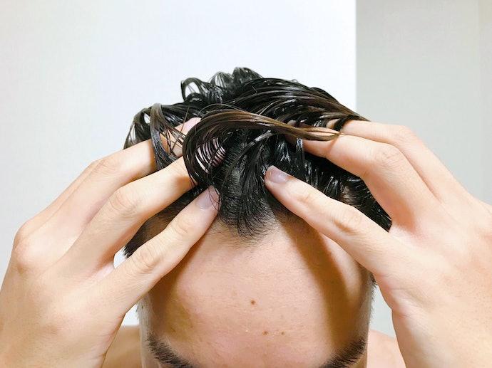 髪にコシとツヤが!頭皮環境が整ったような印象