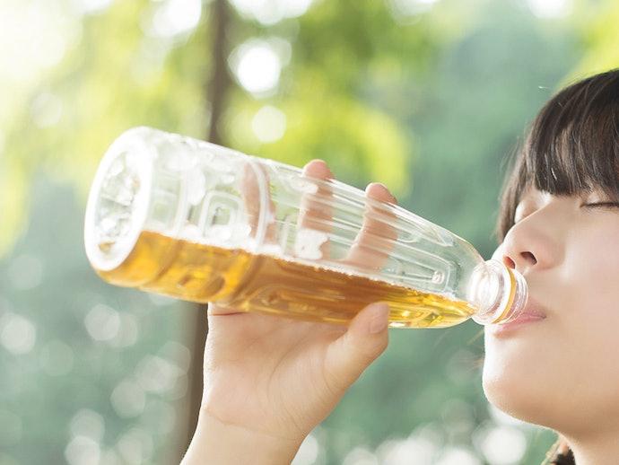 原材料は100%国産。安心安全な麦茶
