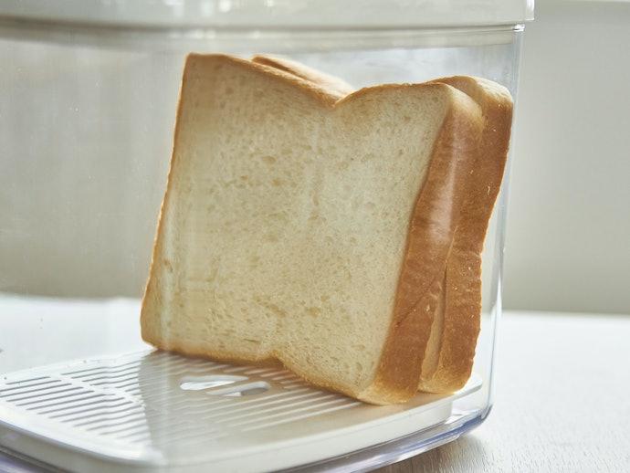 脱気力は少し物足りない。あくまで「パン専用」