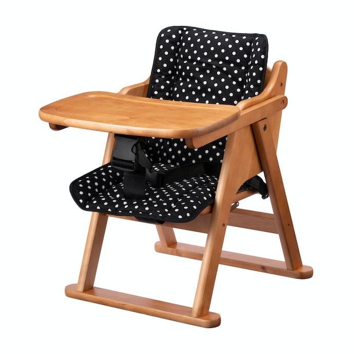 【レビュー結果】人気のベビーローチェア18商品中12位!作りはしっかりしているものの子どもを座らせにくい