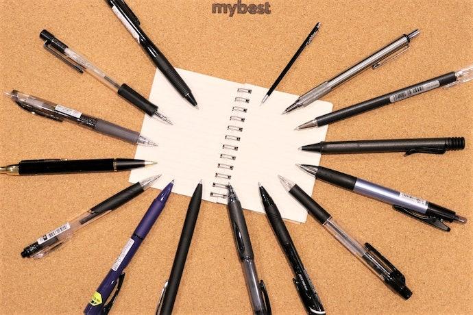 油性ボールペンの比較記事も要チェック!