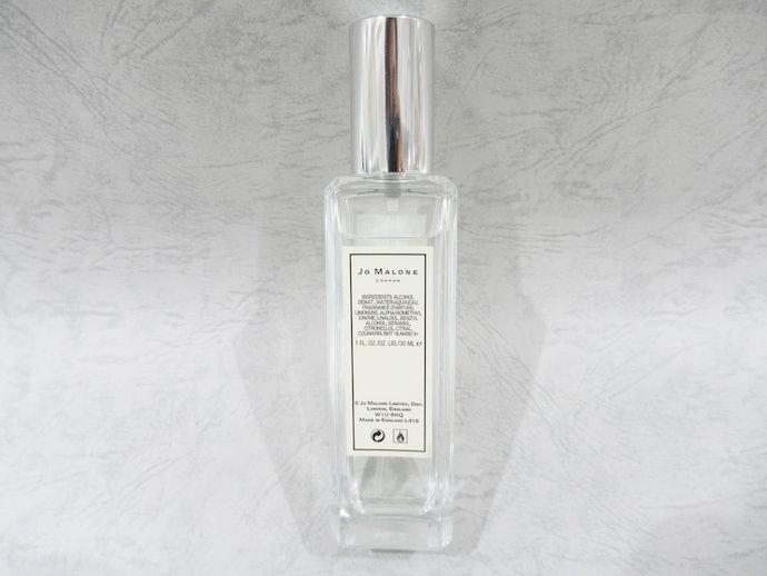 【レビュー結果】ピーチティーの香りは若者向き!香水60商品中36位という結果に!