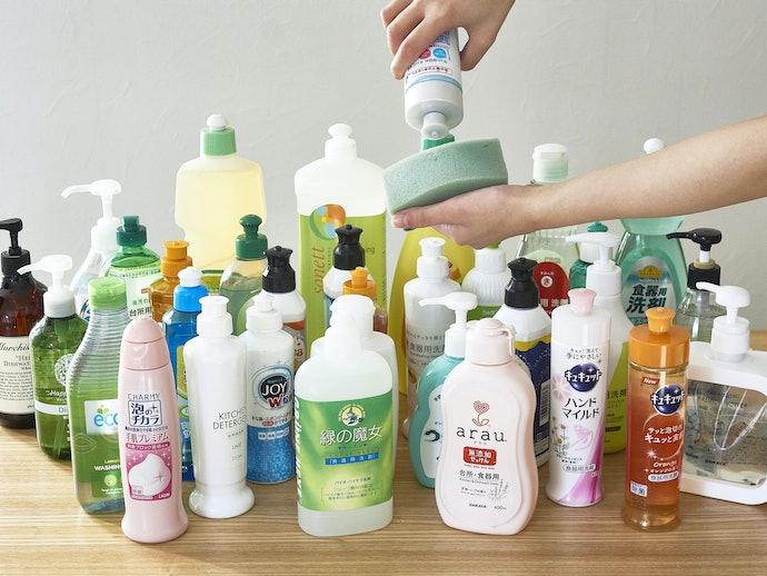 実際に使ってみてわかったアラウ 食器洗剤の本当の実力!