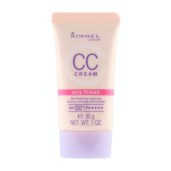 これ1本でうるツヤ美肌にアプローチ。リンメル CCクリームエアリーフィニッシュとは?