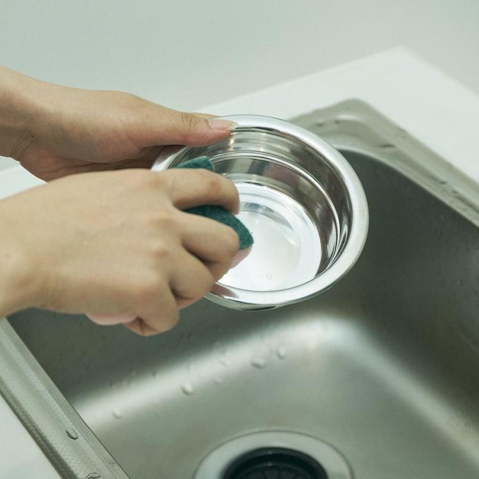 軽くて洗いやすいが角部分には注意が必要