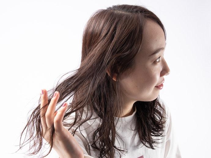 低刺激性で、頭皮と髪が傷みにくい!