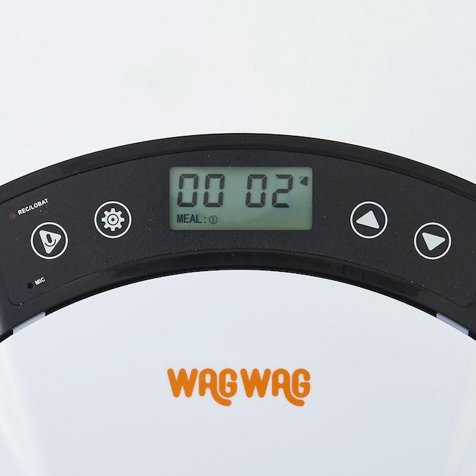 ウェットフードも入れられる、bitcle WAGWAG オートフィーダーとは?