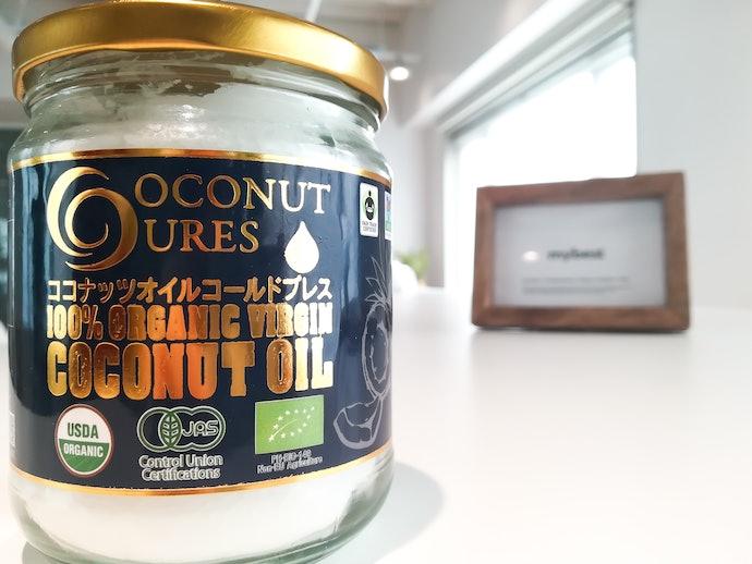 COCOCURE ココナッツオイルとは?