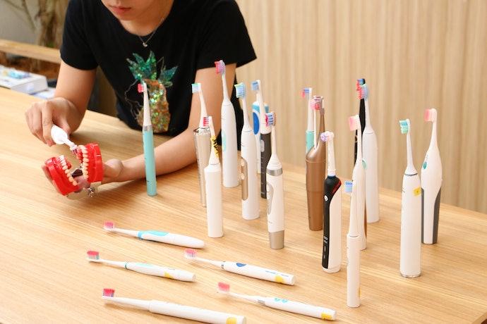 ブラウン オーラルB 電動歯ブラシ PRO2000を実際に使って検証レビュー!