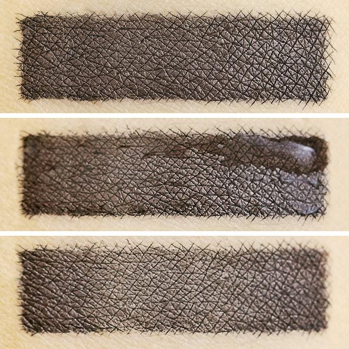 シャワーのみでは変化なし。擦ると薄くなったので汚れを浮かせる力はアリ