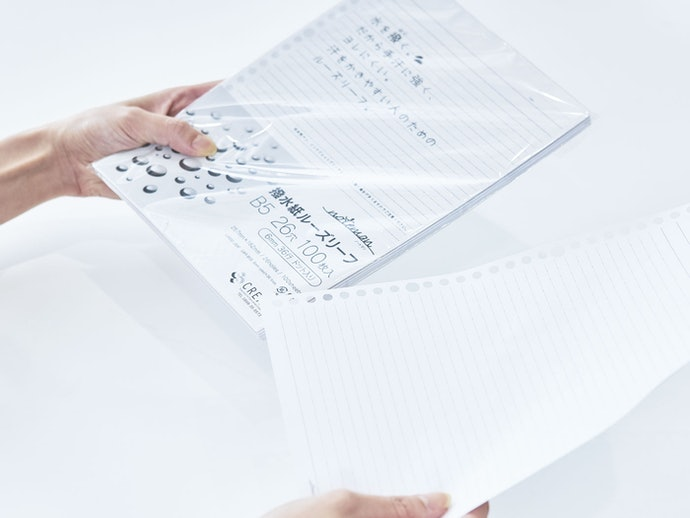 耐久性は高評価。丈夫な紙で安心して使える!