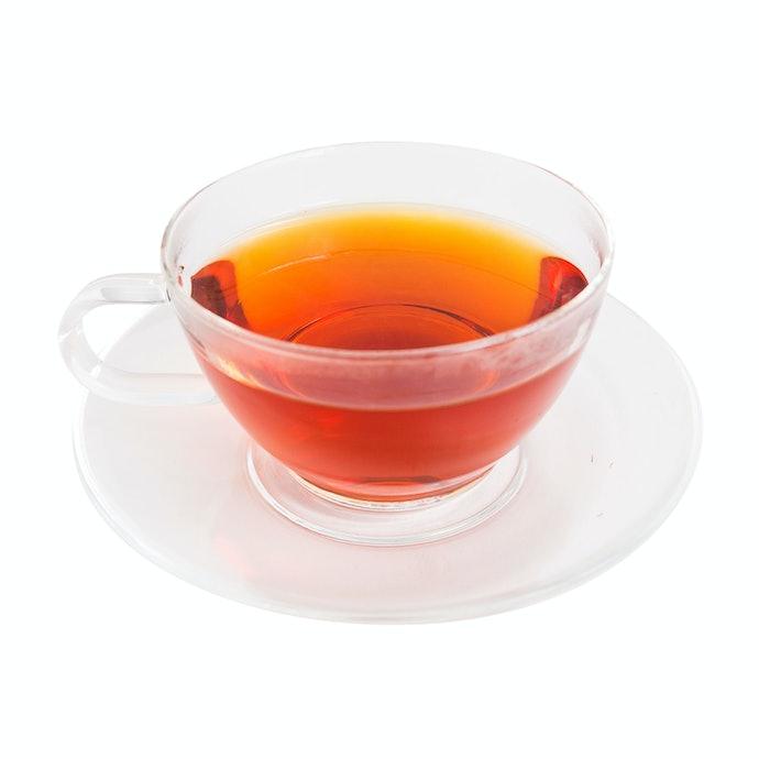 香ばしさもマイルド。茶葉の香りは分かる