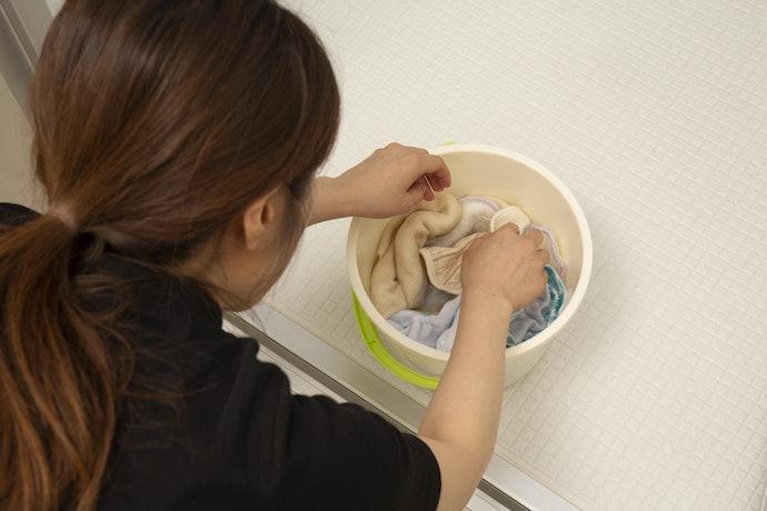 エンゼルストア ラッキーオムツの洗い方