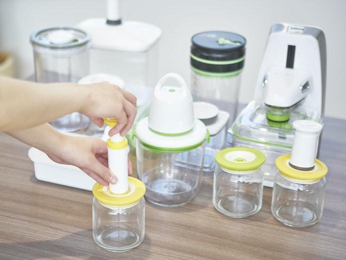 実際に使ってみてわかった真空保存容器 フォーサの本当の実力!