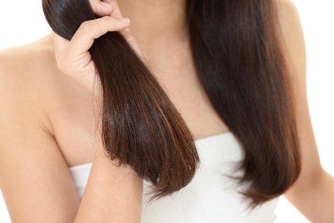 傷んだ髪を補修するダメージリペア効果も