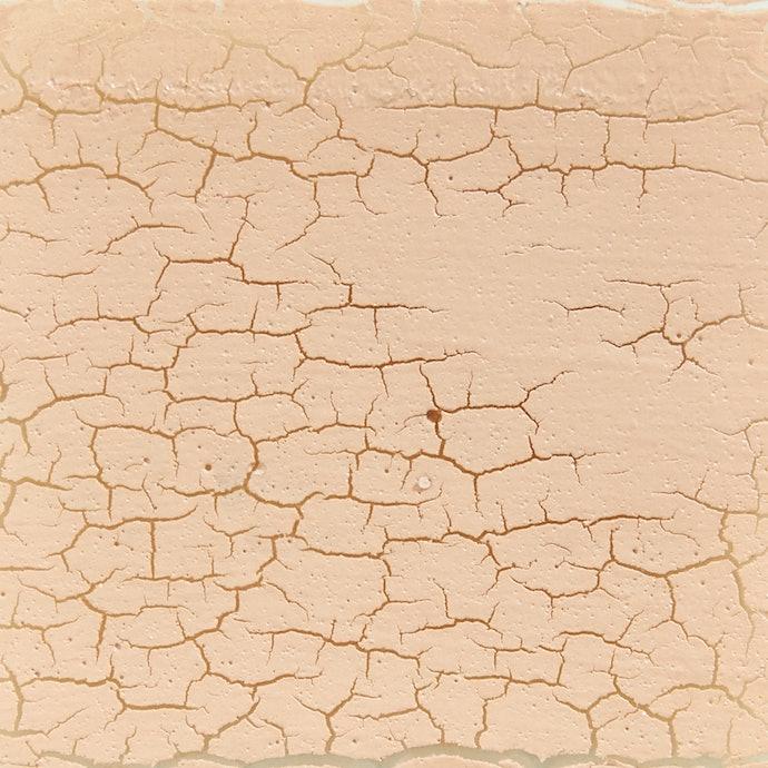 乾燥肌には物足りない。肌が引っ張られるような保湿力の低さ