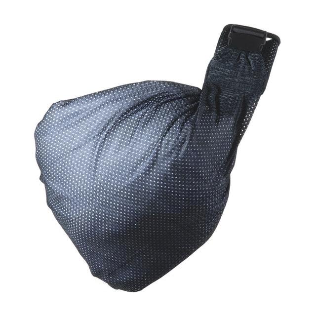 【レビュー結果】人気のスリング17商品中最下位の結果に。通気性は抜群だが、肩と首への負担が難あり