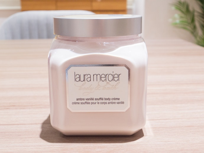 【レビュー結果】保湿力や使用感は良いが、甘くて重い香りがマイナス!ボディクリーム28商品中28位という結果に!