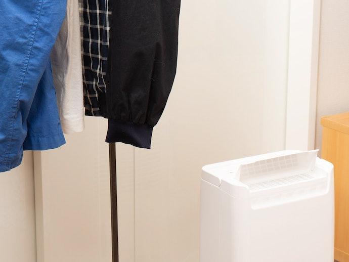 2時間で乾いたのは靴下のみ、乾燥機としては微妙…