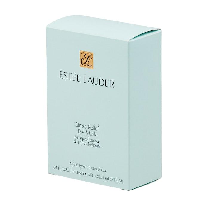 便利な小包装のロングセラー目元パック。Estée Lauder ストレス リリーフ アイマスクとは?
