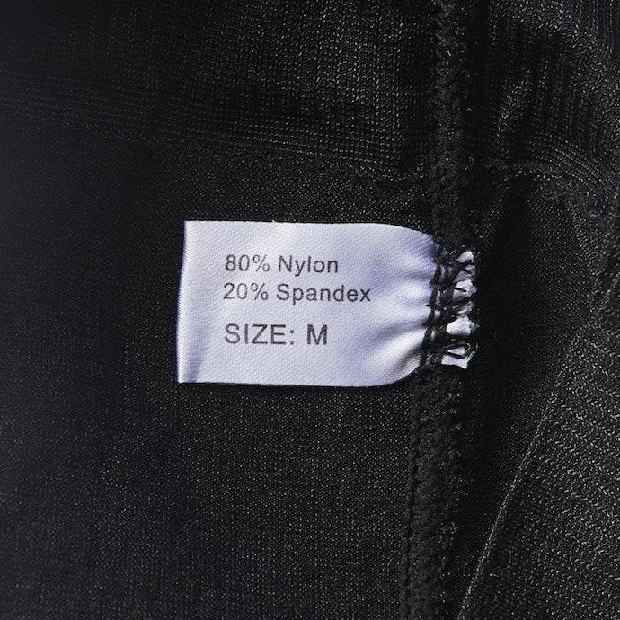 サイズは3サイズ展開!白と黒のスタンダードカラーで選びやすい!