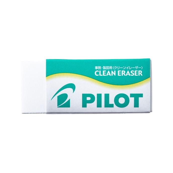 有害物質が発生しない素材を使用。グリーン購入法適合商品のパイロット クリーンイレーザーとは?