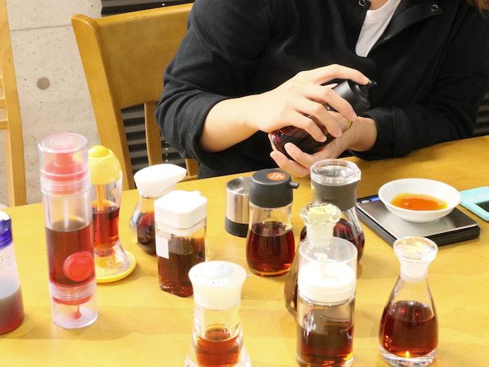 実際に使ってみてわかった岩澤硝子 江戸前すり口醤油注ぎの本当の実力!