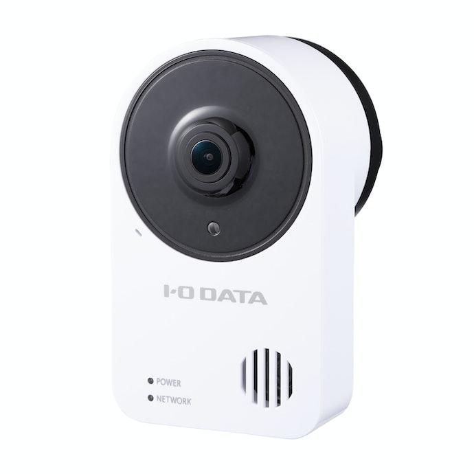 優れた撮影・防犯性能が魅力のIODATA Qwatchとは?