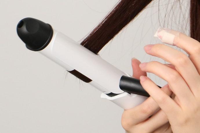 髪のためを考えたシリコーンコーティング