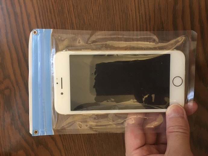 iPhone7は問題なく収納可能!