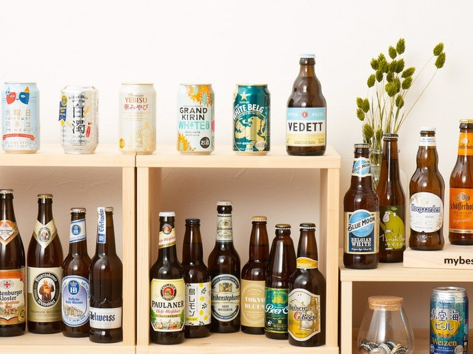 人気の白ビール26商品を比較検証した結果、水曜日のネコは24位に…。