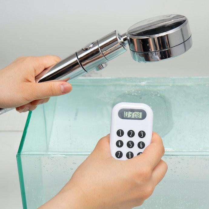 節水力はトップクラス!モード切り替えで節水効果アップ