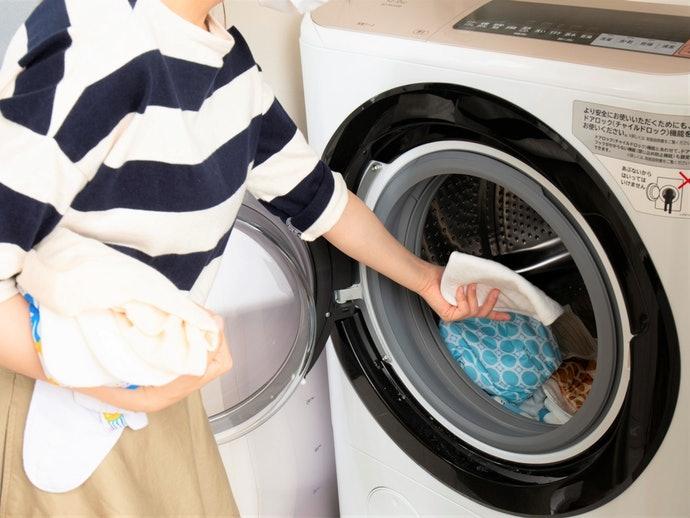 汚れ落ちが良い。乾きも速く洗濯が楽!