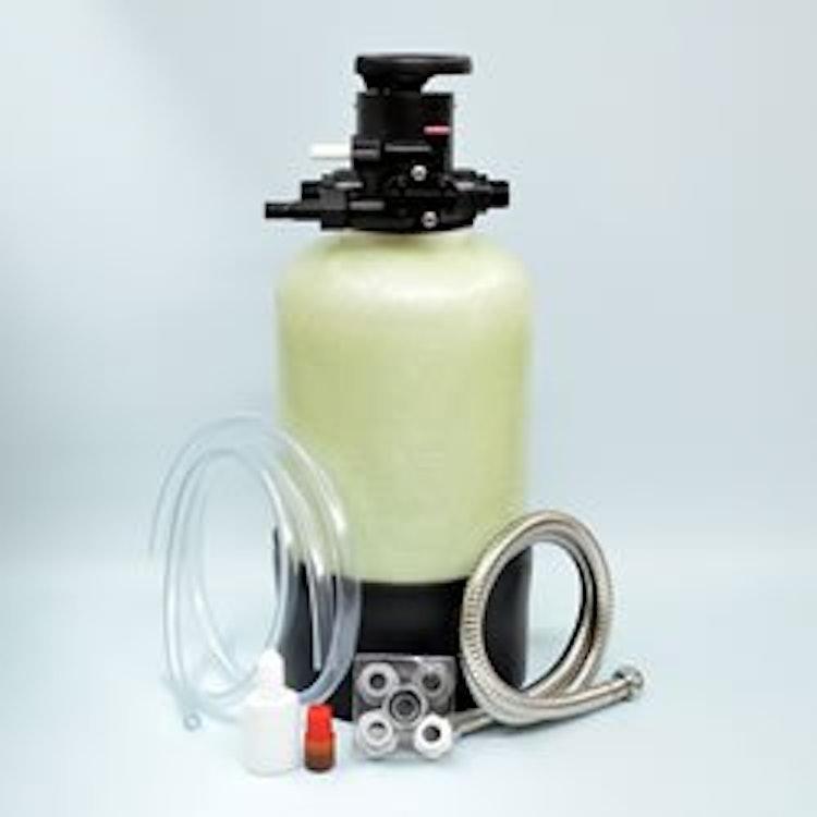 軟水器 軟水工房 浴室用軟水器 軟吉くん FRPタイプ