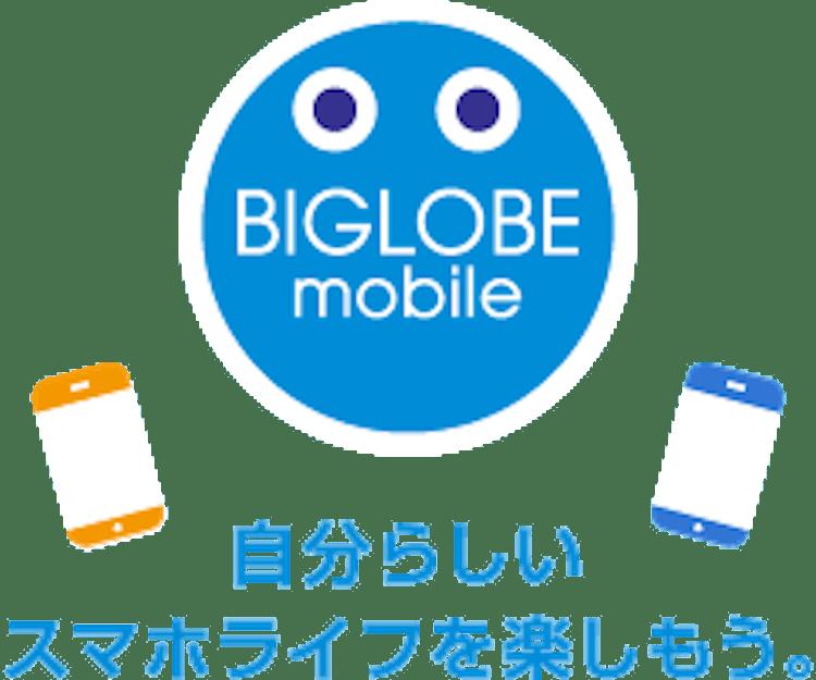 iPad 格安SIM BIGLOBEモバイル