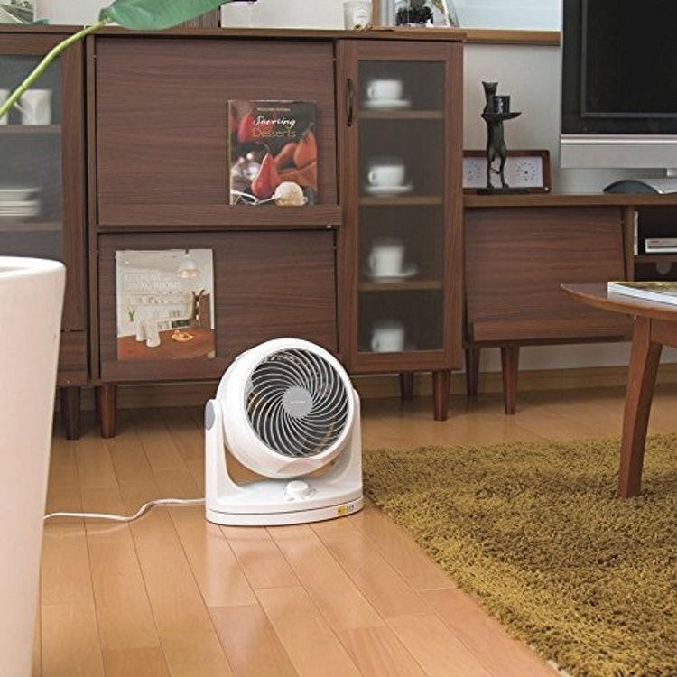 アイリスオーヤマ コンパクトサーキュレーター アイリスオーヤマ アイリスオーヤマ 中型サーキュレーター 首振りタイプ 1枚目