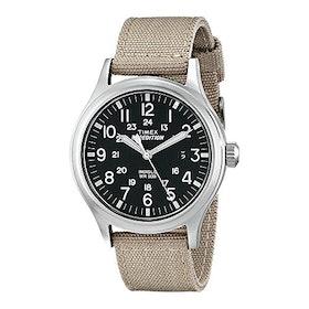 タイメックス腕時計 TIMEX エクスペディション スカウトメタル 1枚目