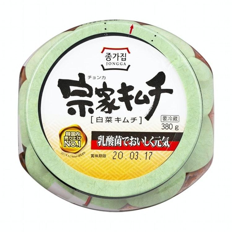 にんにくたっぷり白菜キムチ 大象ジャパン 宗家キムチ 1枚目
